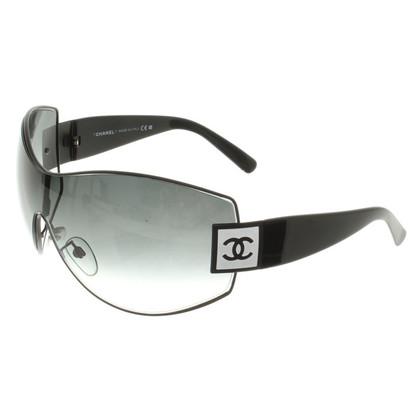 Chanel Occhiali da sole in nero