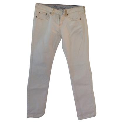 Blumarine White jeans