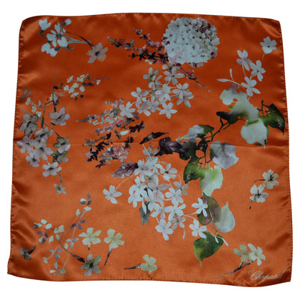 Chopard Silk scarf with pattern