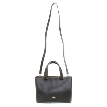 "Longchamp ""Honoré 404"" in nero"