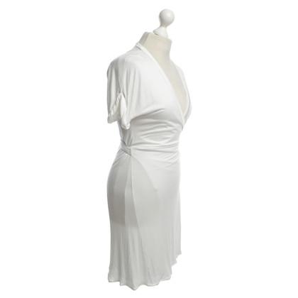 Strenesse Wickelkleid in Weiß