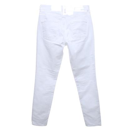 Hugo Boss Jeans in white