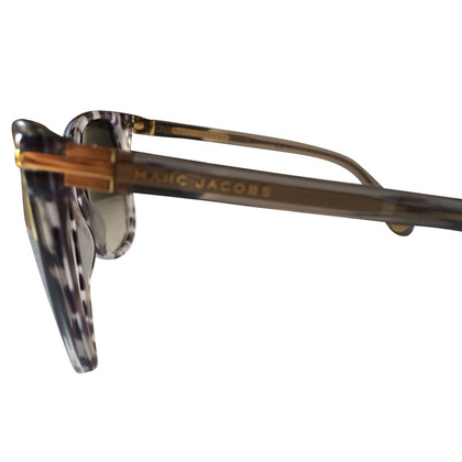 Marc Jacobs speckled grey sunglasses