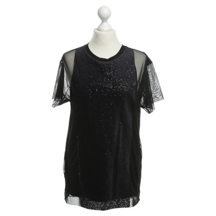 Dorothee Schumacher top with sequin trim
