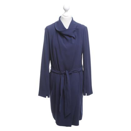 Laurèl Manteau en bleu