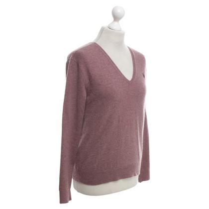 Ralph Lauren Cashmere sweater in blush pink