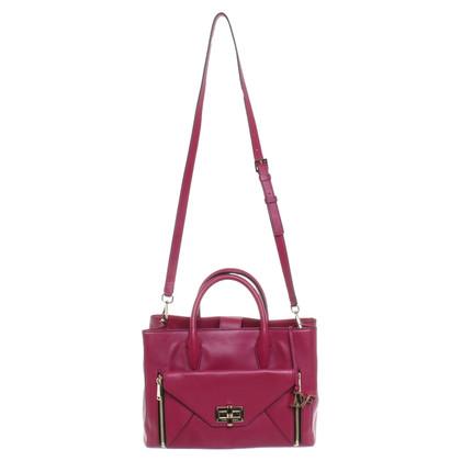Diane von Furstenberg Handtasche in Pink