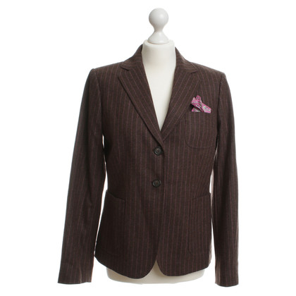 Gant Blazer with pin-stripe pattern