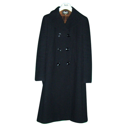 D&G Midnight Blue Coat