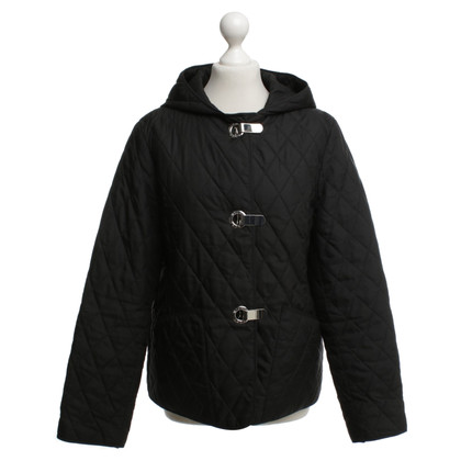 Michael Kors Steppjacke in Schwarz