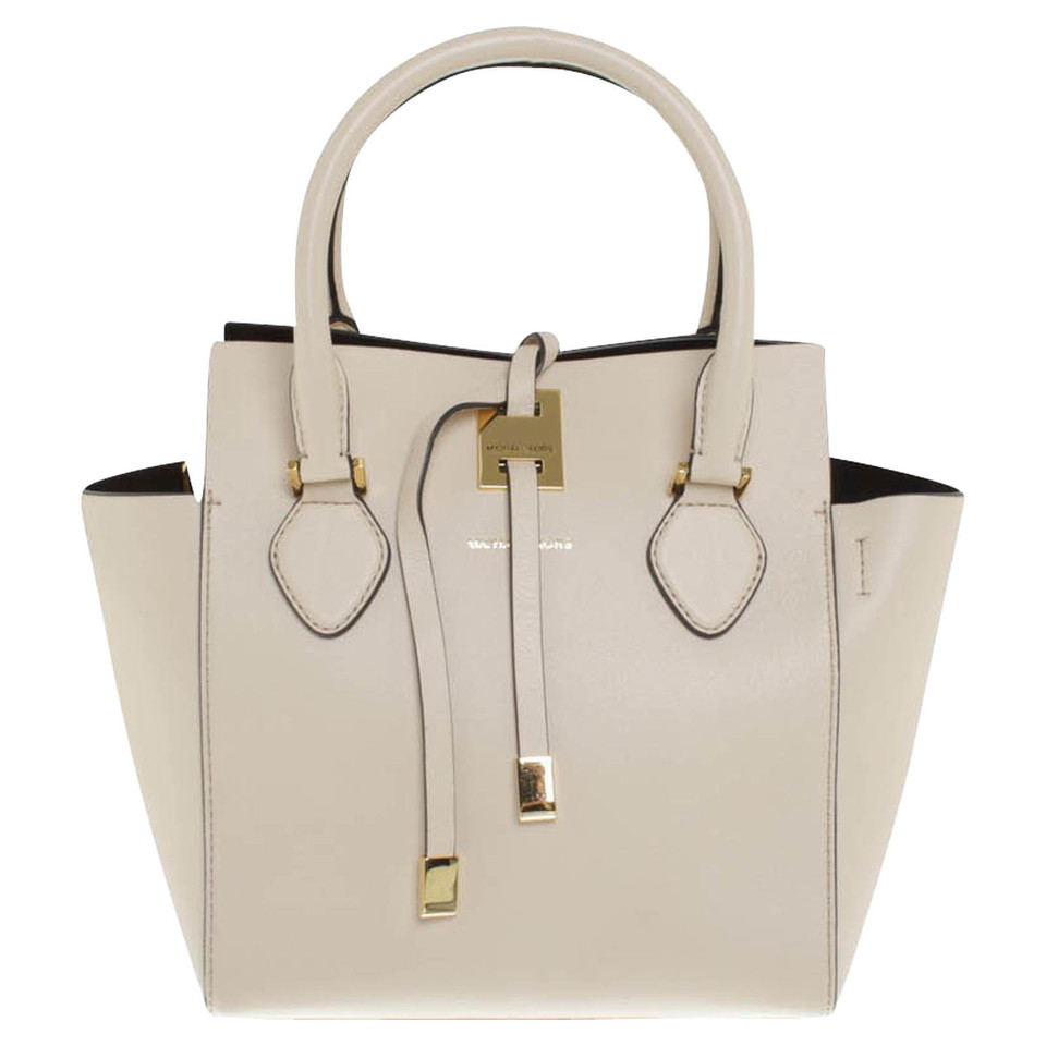 Michael Kors Cream colored bag