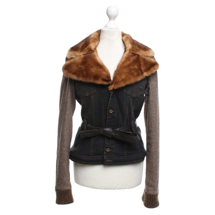D&G Jacket with fur