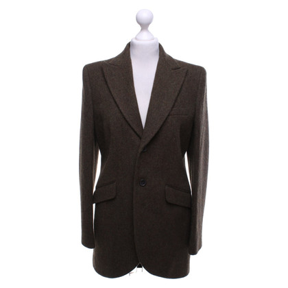 Ralph Lauren Lange blazer gemaakt van wol