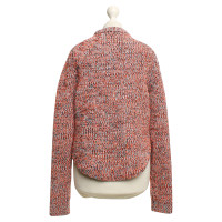 Céline Sweater with pattern