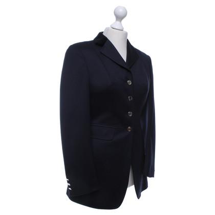 Hermès Blazer in Dark Blue