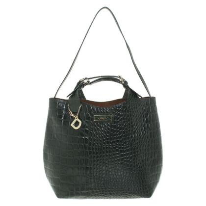 DKNY Handbag in dark green