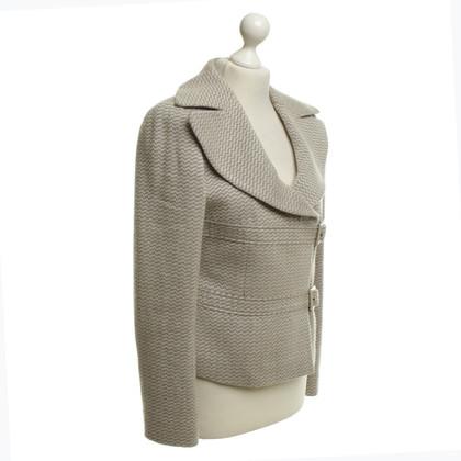 Giorgio Armani Short jacket in cashmere blend