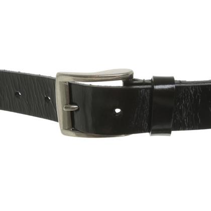 Comme des Garçons Belt in black
