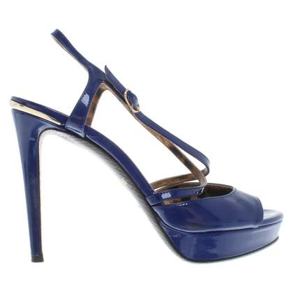 Roberto Cavalli Sandalen in blauw