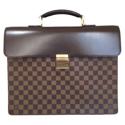 "Louis Vuitton ""Altona PM Damier Ebene Canvas"""