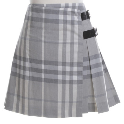 Burberry Mini skirt Plaid