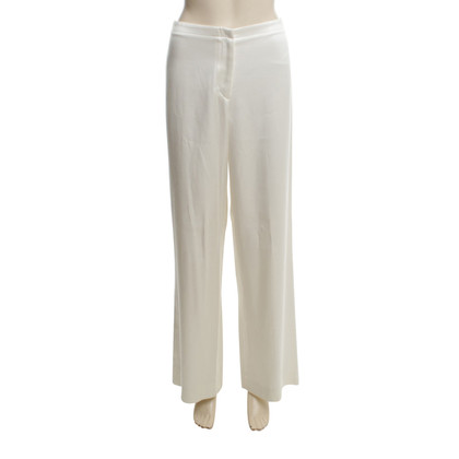 Helmut Lang trousers in cream