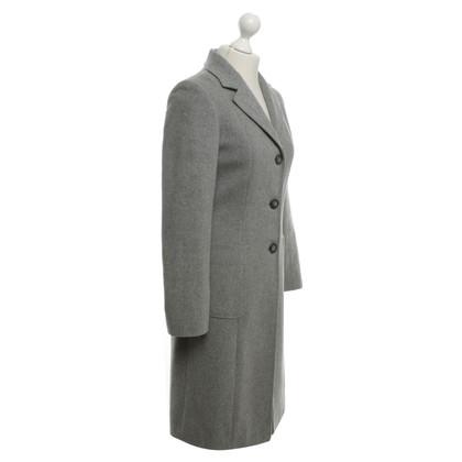 Ferre Wollen jas in grijs