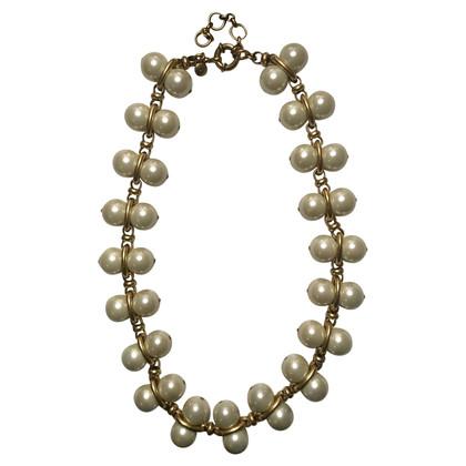 J. Crew Perlenkette
