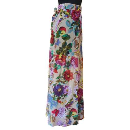 Kenzo Rock mit floralem Print