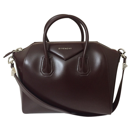 Givenchy Antigona Bourgundy