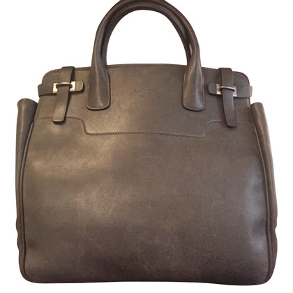 Giorgio Armani Leather shopper