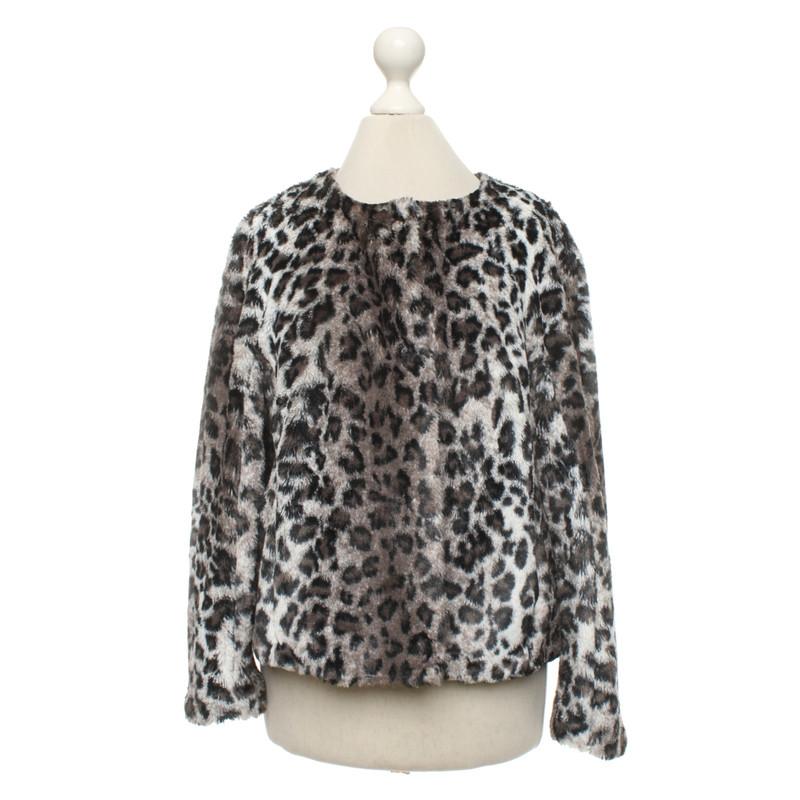 Luisa Sweater Luisa Sweater Leopard Sweater Cerano Gris Leopard Gris Cerano Leopard Luisa Cerano tTPxUqw