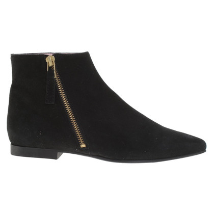 Pretty Ballerinas Ankle boots in black
