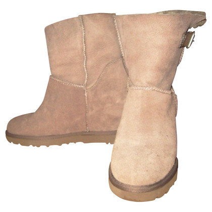 Ash Wedge Boots