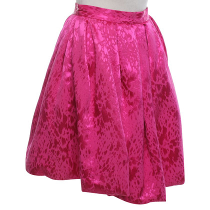 Yves Saint Laurent Balloon skirt in pink