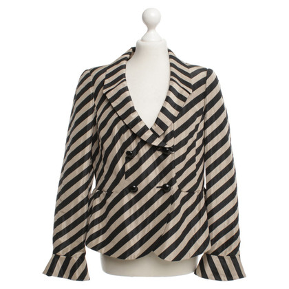 Armani Blazer with striped pattern