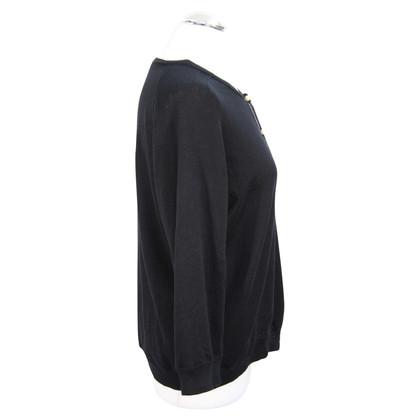 Hobbs Sweater in zwart