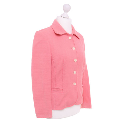 St. Emile Blazer in salmon colors
