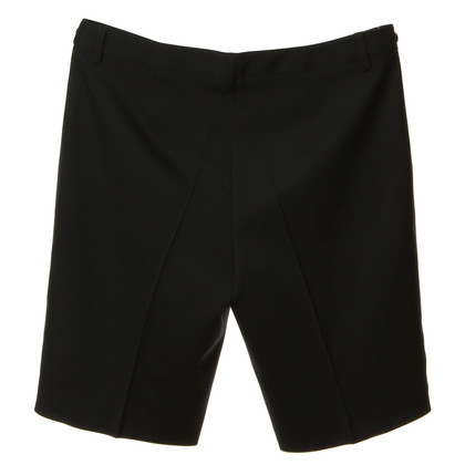 Jil Sander Shorts in black