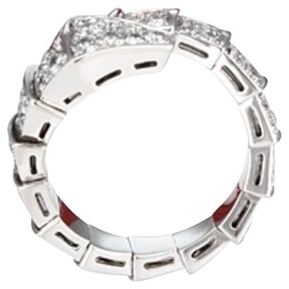 Bulgari Bulgari ring with diamonds