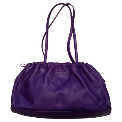 Moschino Leder-Handtasche