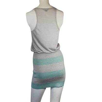 Theory Zijden jurk / linnen