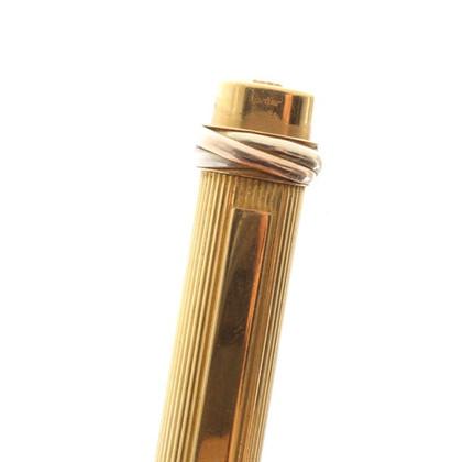 Cartier Penna a sfera d'oro