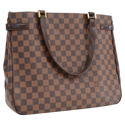 "Louis Vuitton ""Uzès Damier Ebene Canvas"""