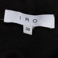 Iro Fringed Linen Top