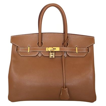 "Hermès ""Birkin Bag 35"" van Epsom Leather"