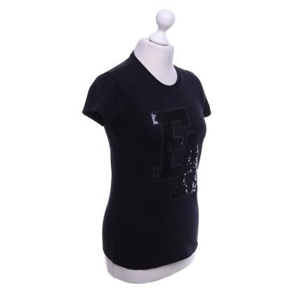 Armani T-shirt in black