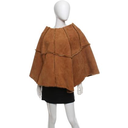 UGG Australia Poncho in light brown