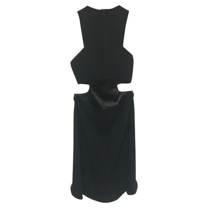 Halston Heritage Dress with cut-outs