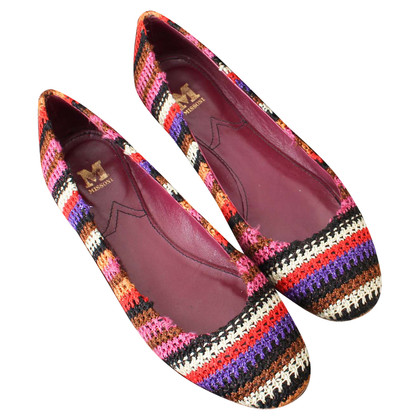 Missoni Ballerinas